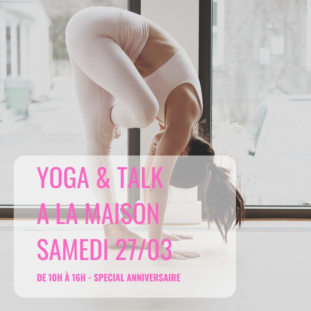 Rencontres, festivals autour du yoga avec Cyril Moreau
